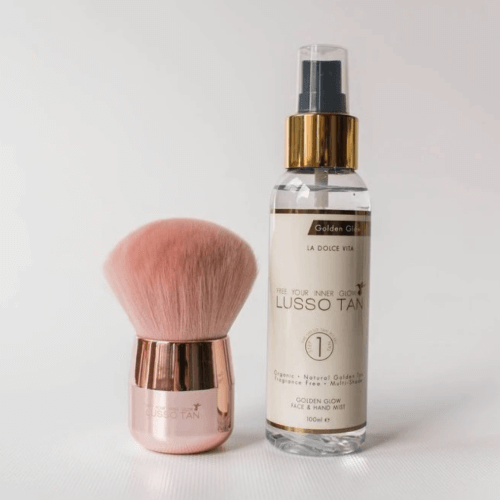 Hand & Face Mist + Brush Bundle