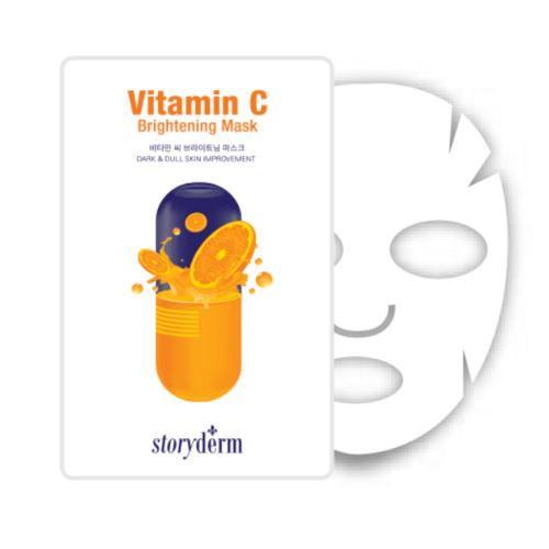 Storyderm Vitamin C Brightening Mask