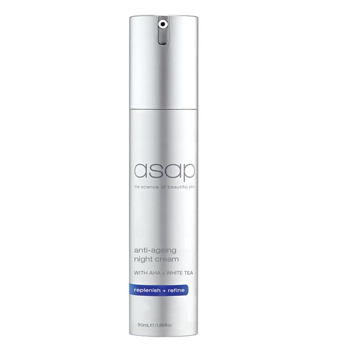 ASAP Anti-Ageing Night Cream 50ml
